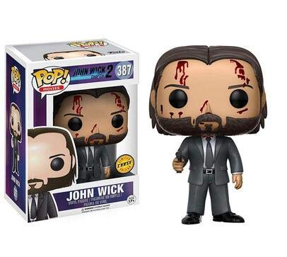 SSN SSN pop John Wick 387'; Vinyl Action & Spielzeug Spielzeug...