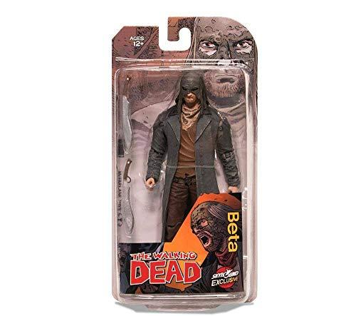 McFarlane The Walking Dead Action Figure Beta (Color) 15 cm Toys Figures