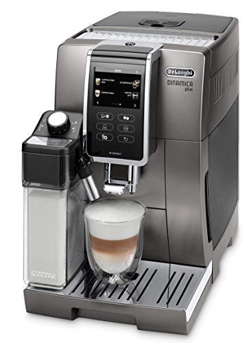 De'Longhi Dinamica Plus ECAM 370.95.T Kaffeevollautomat mit...
