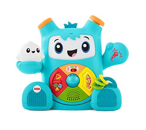 Mattel Fisher-Price FXD02 Rockit Roboter Lernspielzeug,...