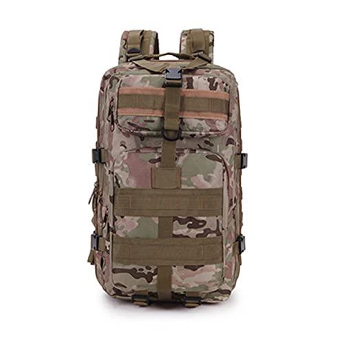 3P Tasche, Outdoor-Sport-CS-Tarnrucksack, Armee-Fan-Wander- und...