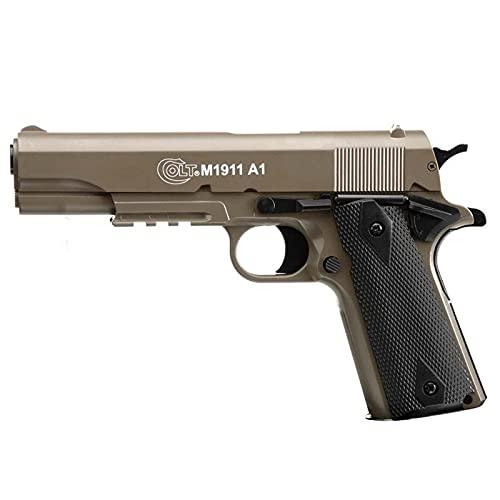 Colt 1911 Manueller Zylinderkopf, Metall, Dark Earth 13bbb'S...