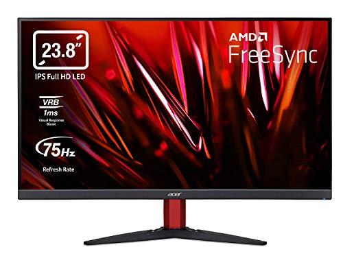 Acer Nitro KG242Y Gaming Monitor 23,8 Zoll (60 cm Bildschirm)...