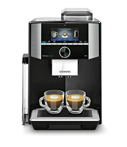 Siemens Kaffeevollautomat EQ.9 plus connect S500 TI9555X9DE,...