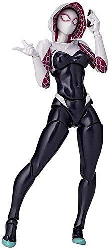 Marvel Avengers Spider-Gwen Actionfigur - 17,8 cm Marvel Toys - Joint bewegliche Marvel...