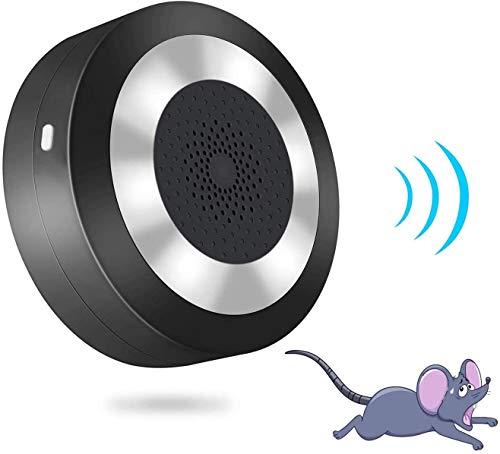 YGJ Maus Vertreiber Ultraschall + Elektromagnetische Mäuseabwehr...