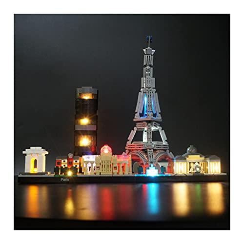 Led Beleuchtungsset für Lego Architecture Paris...