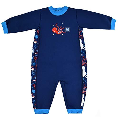 Splash About Baby Ganzkörper-Schwimmanzug, Under The Sea, 12-24...