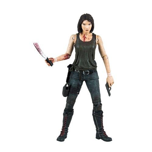 McFarlane Toys Walking Dead TV 5Maggie Greene Action Figur
