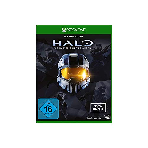 Halo - The Master Chief Collection Standard Edition - [Xbox...