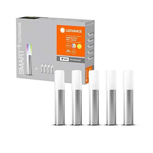 LEDVANCE Smarte LED Gartenleuchte mit WiFi Technologie,...