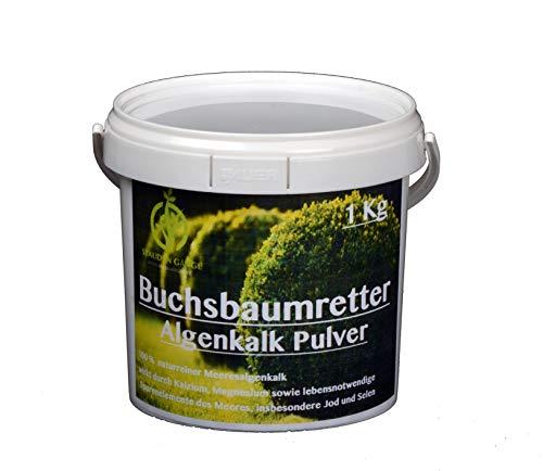 Stauden Gänge Algenkalk Pulver 1kg im Eimer/Buchsbaumretter/Das...
