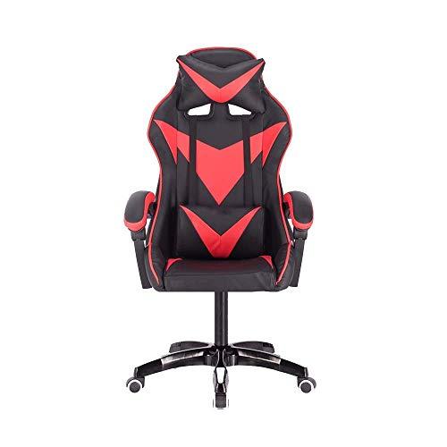 N&O Renovation House Chair Ergonomischer Gaming-Stuhl Racing...