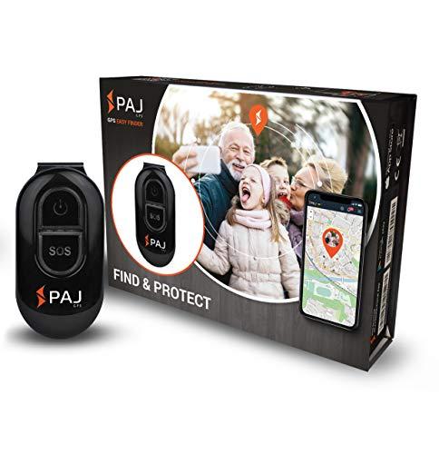 PAJ GPS Easy Finder GPS Tracker Kinder ca. 5 Tage Akkulaufzeit...