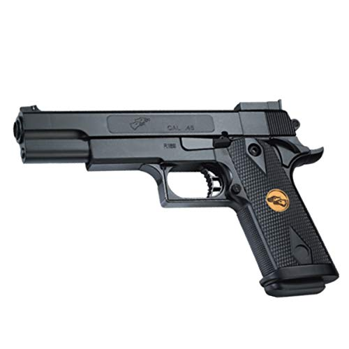 Rayline Softair Pistole RP169 Gun ABS Plastik 1:1 24,6cm 300g 6mm...
