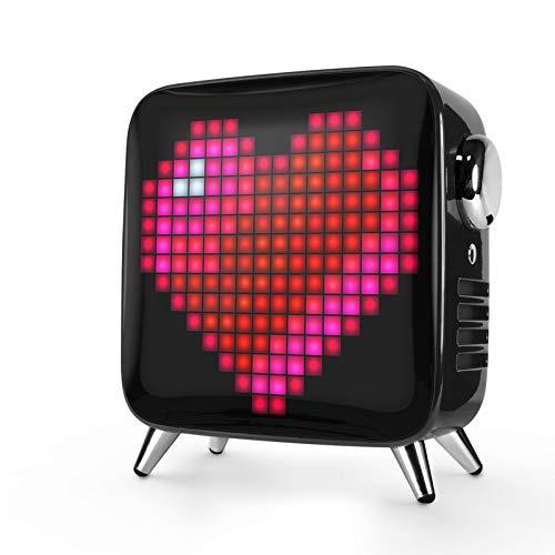 Divoom Tivoo Max 2.1 LED Bluetooth Lautsprecher mit Mehrfarbiger...
