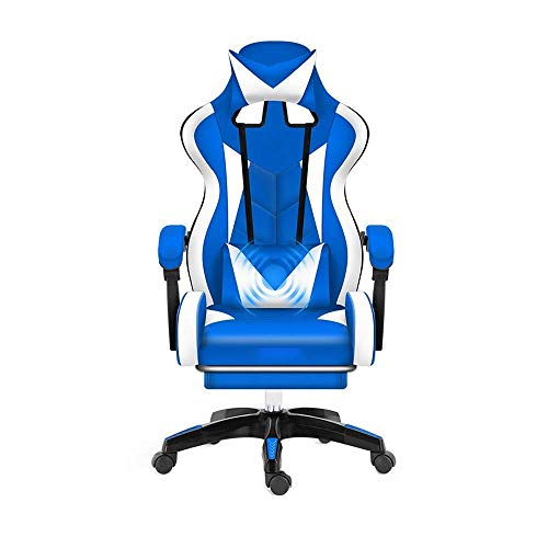 N&O Renovation House Chair High Back Leder Schreibtisch Gaming...