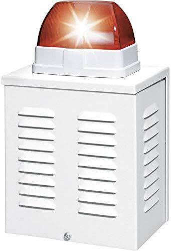 ABUS Draht-Kombisignalgeber SG1650 optisch akustisch 110dB...
