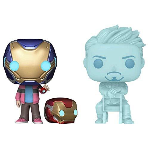 Funko POP! Marvel Avengers Engdame: Morgan Stark and Tony Stark...