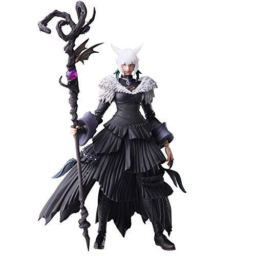 Square Enix Final Fantasy XIV 14 Bring Arts Y'shtola Action...