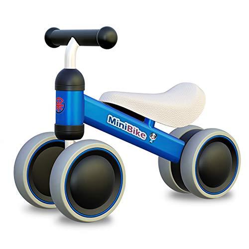 XIAPIA Kinder Laufrad ab 1 Jahr | Spielzeug Lauflernrad mit 4...
