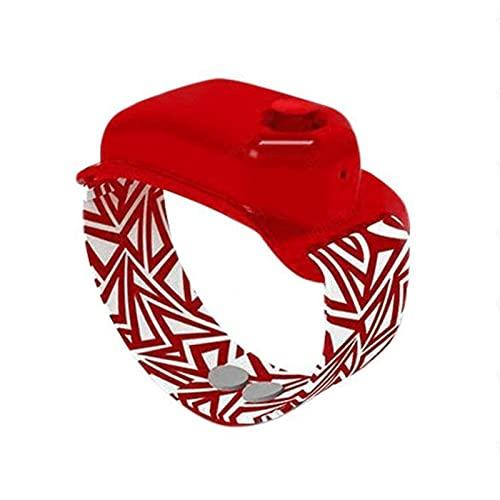 Hand Sanitizer Bracelet Liquid Dispensing Wristband Portable and...