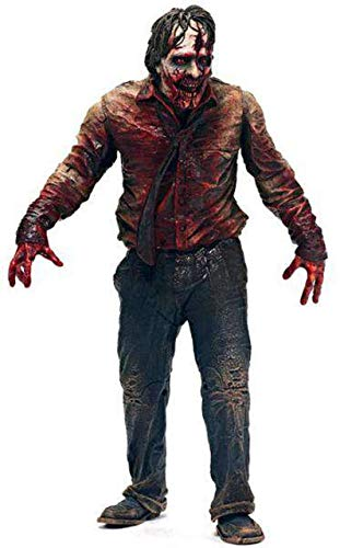 The Walking Dead McFarlane AMC TV Serie 1 - Short Card Action Figur - Zombie Biter (with Biting...