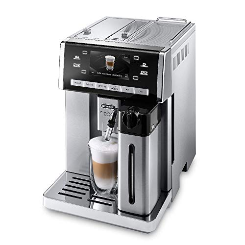 De'Longhi PrimaDonna ESAM 6900.M Kaffeevollautomat mit LatteCrema...