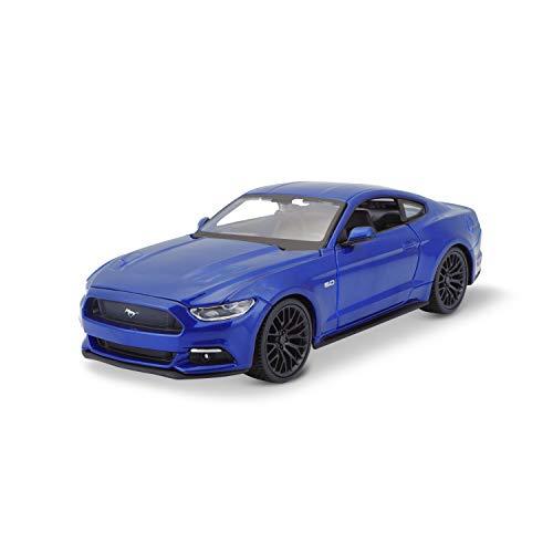 Maisto Ford Mustang GT (2015): Modellauto im Maßstab 1:24,...