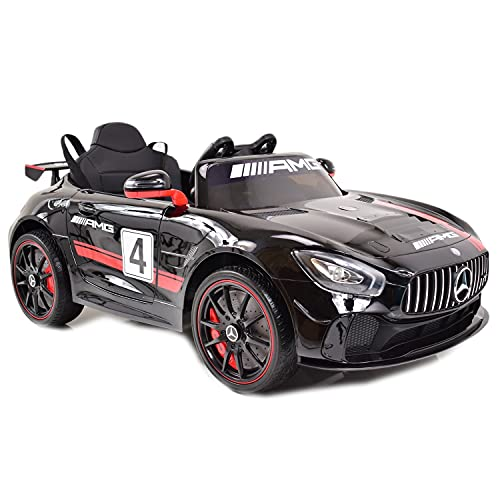 Kinder Elektroauto Mercedes AMG SLS GT4 12V Kinderfahrzeug...