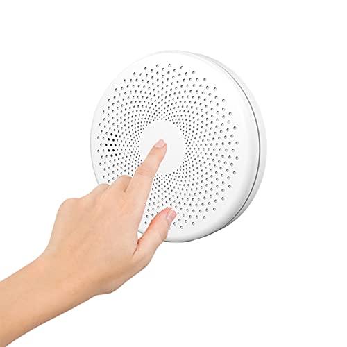 TUYA WiFi APP Control Rauchmelder, Low-Power-Modul mit...