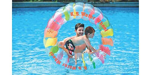Jilong Water Wheel Ø 125cm Pool Wasser-Laufrad Hamsterrad...
