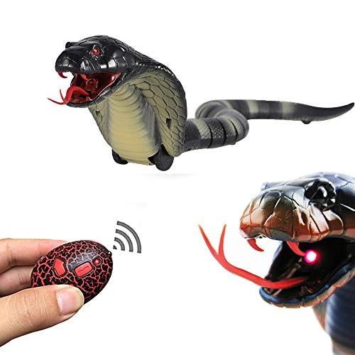 Feelfly Ferngesteuertes Schlangenspielzeug für Kinder, 43,2 cm,...