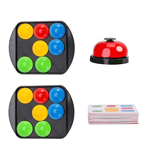 LurcarLE Verrückte Push und Push Tisch Spiele –...