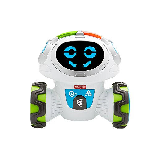 Fisher-Price FKC35 Lern-Roboter Movi