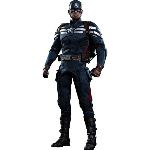 Hot Toys Movie Master Piece - Captain America The Winter Soldier:...