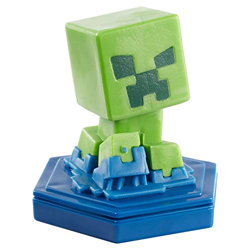 Minecraft Earth Minifigur: Slowed Creeper Actionfigur