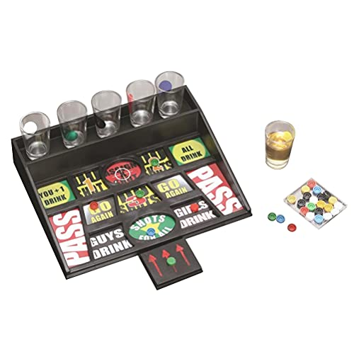 Eksesor Trinkspiel-Set für Erwachsene, Saufspiel, Party-Spiel,...