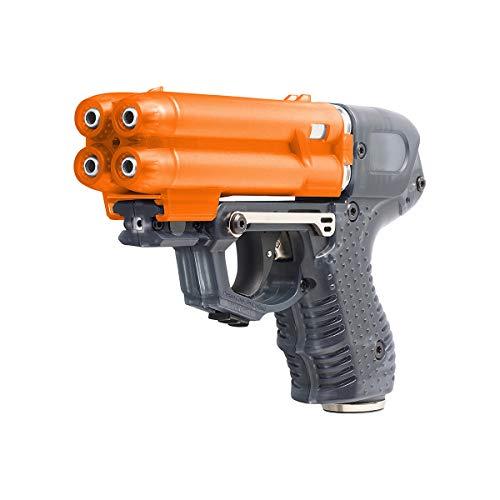 Piexon Pfefferspray-Pistole Jet Protector JPX6 mit 4 Schuss mit...