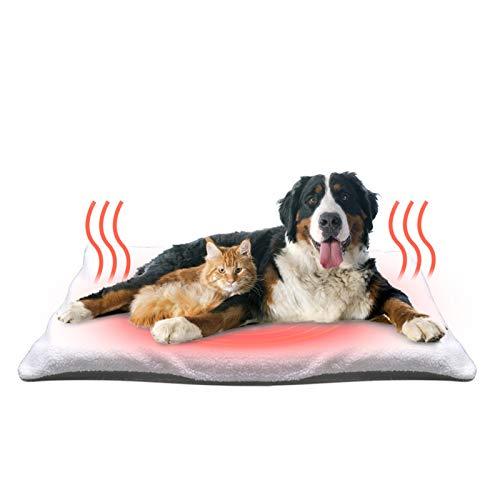 Fyore Selbstheizende Decke für Katzen Hunde kleine Tiere...