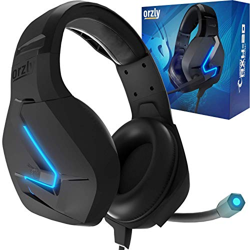 Gaming Headset für PC PS5, Playstation PS4, XBOX SERIES X | S,...