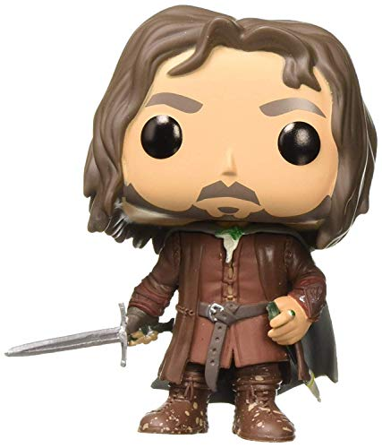 Funko 13565 Lord of The Rings/Hobbit S3 Aragorn Actionfigur,...