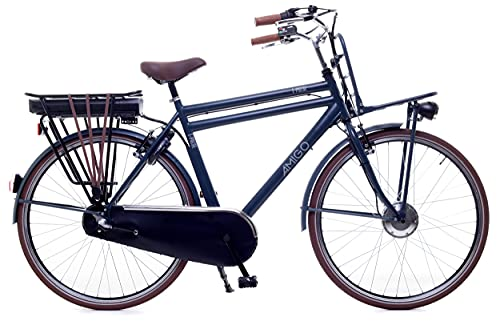 Amigo E-Pulse - Elektrofahrrad für Herren - E-Bike 28 Zoll -...
