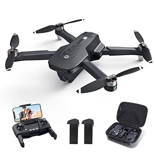 Holy Stone HS175D Faltbar GPS Drohne mit 4K Kamera FHD,RC...