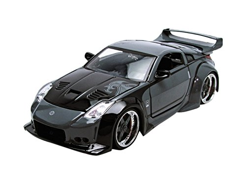 Jada Toys–97172–Nissan–350Z–Fast and...