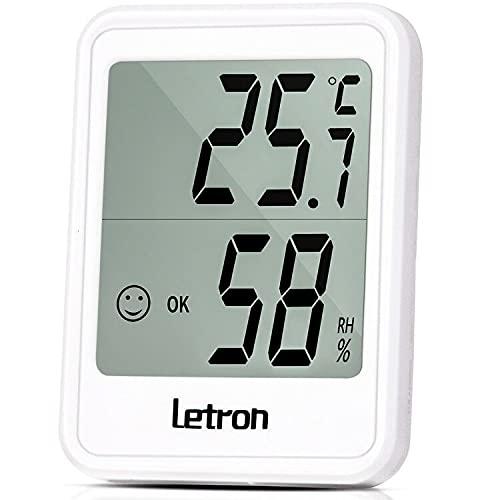 Thermometer Hygrometer, Thermometer Innen mit Hohen Genauigkeit...