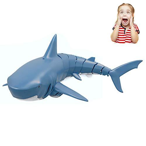 Himoto HSP RC ferngesteuertes Hai-Fisch Boot für Einsteiger und...