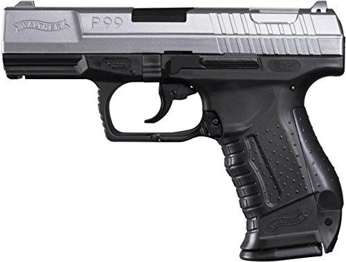 Softair Pistole Walther P-99 Neustes Modell 13 inkl Zubehör -...