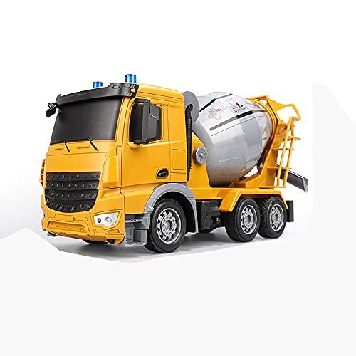 TTKD RC Betonmischer LKW 6 Kanal 1/24 Scale Auto Dumping...