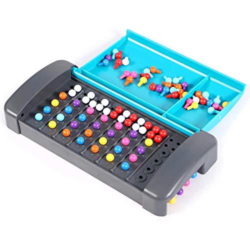 Lary Code Cracking Spiel Mastermind Spiel Für Kinder Montessori...